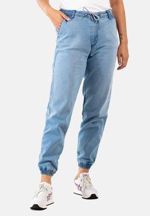 REFLEX WOMEN - Slim fit jeans - light blue denim