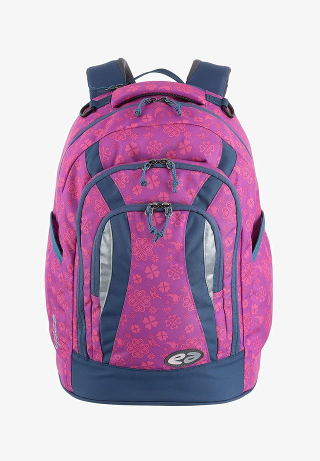 School bag - clover