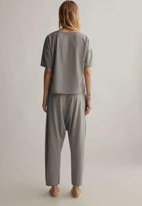 OYSHO - Pyjama top - grey - 2