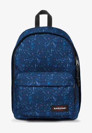 OUT OF OFFICE - Rucksack - herbs navy