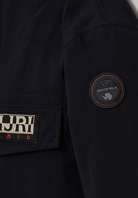 Napapijri - RAINFOREST WINTER - Light jacket - blu marine - 1