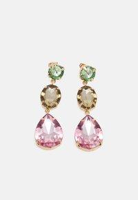 Pieces - PCKRYS EARRINGS - Earrings - gold-coloured/multi - 0