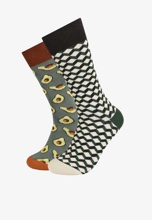 2PACK - Socks - multi