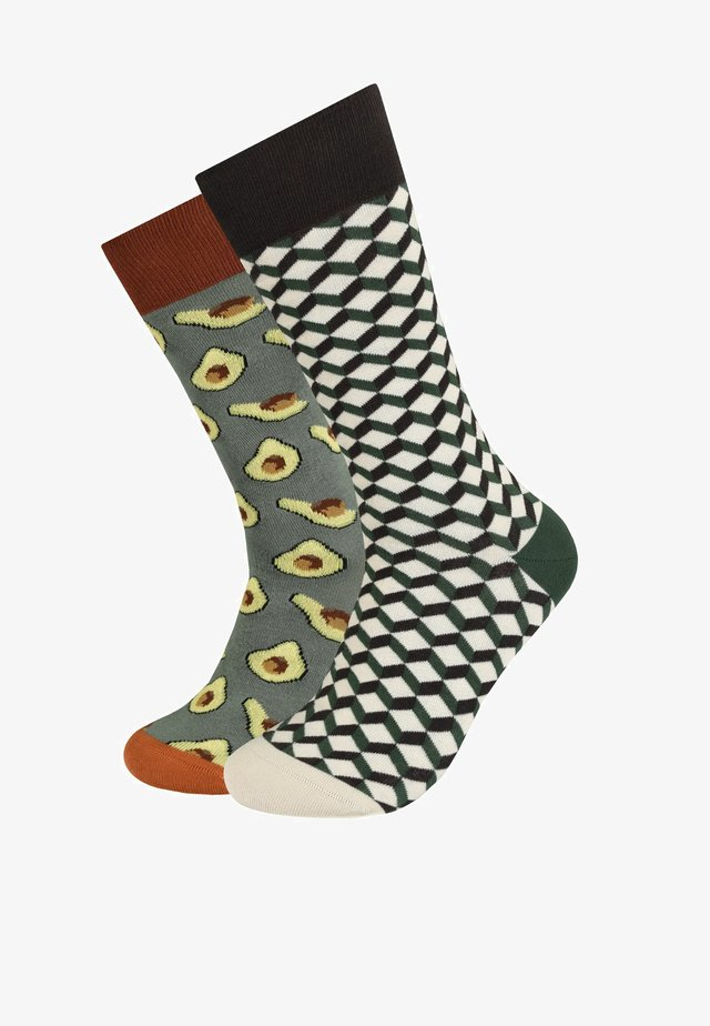 2PACK - Socks - multi
