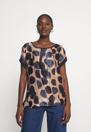 PHOTO DOT - Blouse - navy