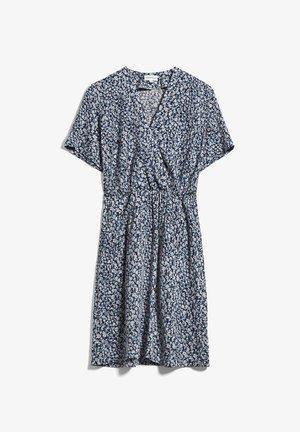Day dress - foggy blue