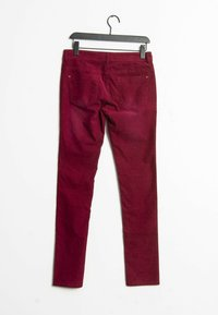 TOM TAILOR - Trousers - red - 1