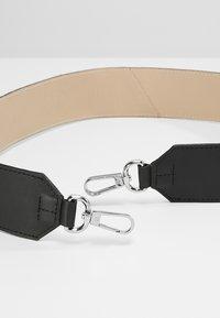 Sandqvist - SHOULDER STRAP  - Accessorio - black/beige - 3