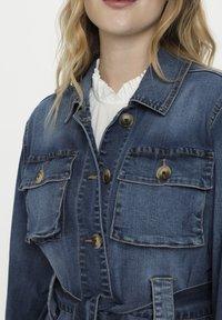 Culture - Denim jacket - blue wash - 3
