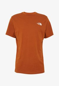 The North Face - MENS SIMPLE DOME TEE - T-shirt basic - caramel cafe - 3