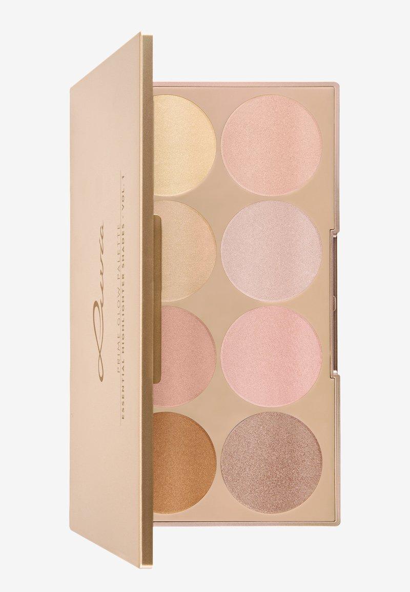Luvia Cosmetics - PRIME GLOW PALETTE-ESSENTIAL HIGHLIGHTER SHADES VOL.1 - Palette viso - -