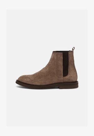 FINLAY - Classic ankle boots - almond