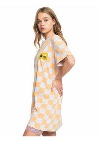 Quiksilver - Print T-shirt - chamois checker polo - 3