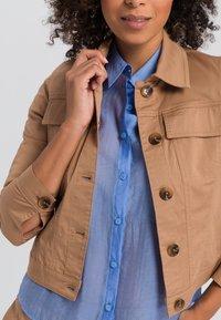 Marc Aurel - Summer jacket - camel - 3