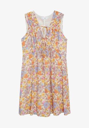 MINA - Denní šaty - roze