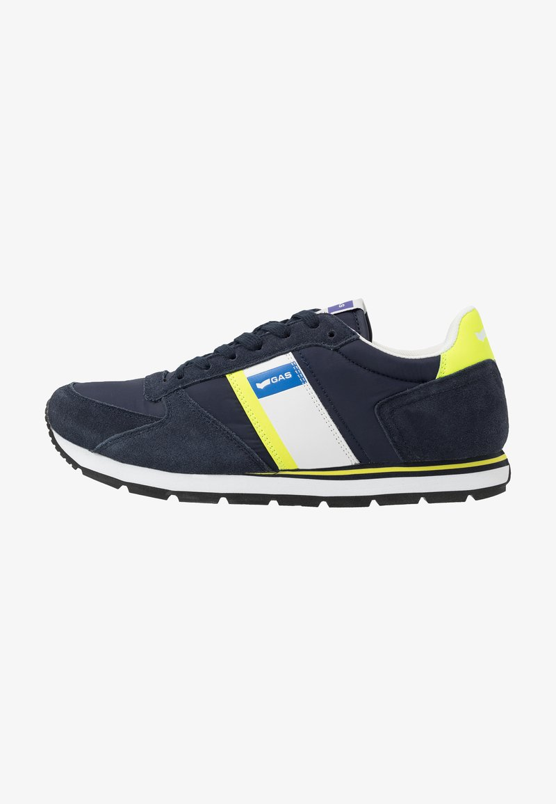 GAS Footwear - ROB - Trainers - deep
