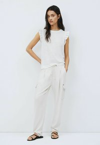 Pepe Jeans - DAISY - Print T-shirt - mousse - 1