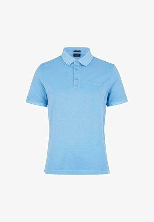 Polo shirt - pastel blue