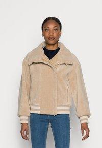 Armani Exchange - Winter jacket - gold - 0