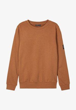 Sweater - argan oil