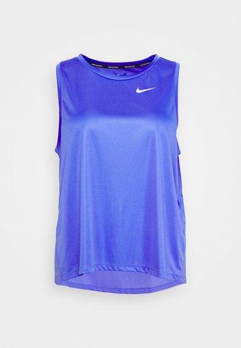 MILER TANK PLUS - Sports shirt - sapphire/reflective silver