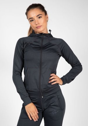 VICI - Sweater met rits - anthracite