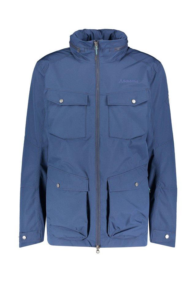 "SCHÖFFEL HERREN JACKE ""SAN JOSE2"" - Waterproof jacket - nachtblau (301)"