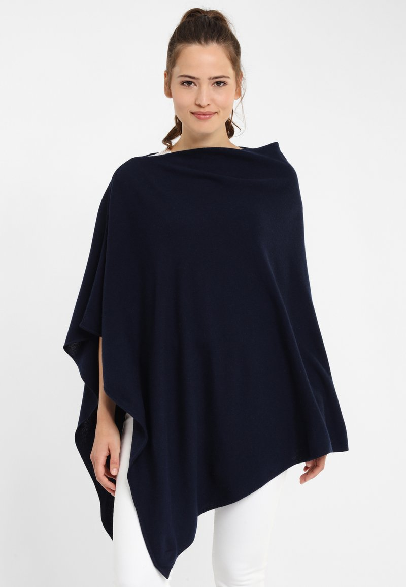 PONCHO COMPANY - CLASSIC  - Viitta - dark blue