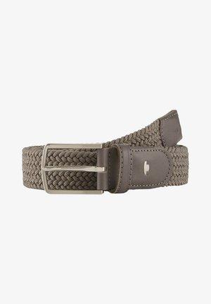 Belt - silver uni