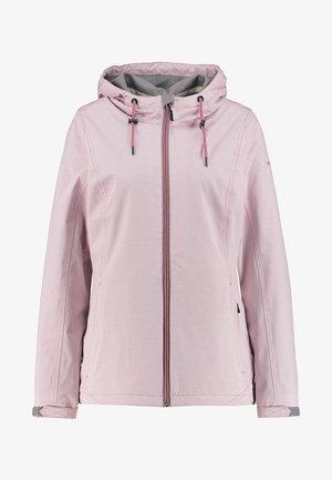 VERACRUZ - Soft shell jacket - pink