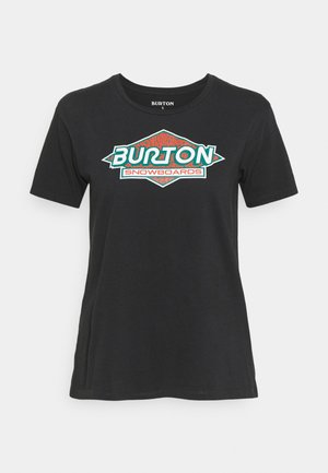 BATCHELDER TEE  - T-Shirt print - true black
