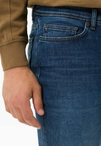 BRAX - STYLE CADIZ - Jeans a sigaretta - dark blue - 3