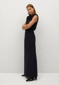 Mango - COFI7-A - A-line skirt - zwart - 3