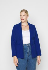 CAPSULE by Simply Be - ESSENTIAL FASHION - Blazer - ink blue - 0