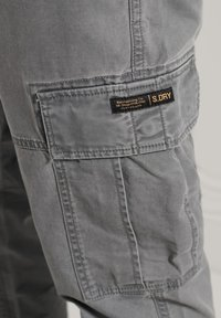 Superdry - Cargo trousers - naval grey - 2