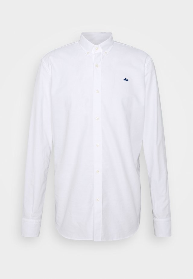 ESSENTIAL OXFORD PATCH - Shirt - white