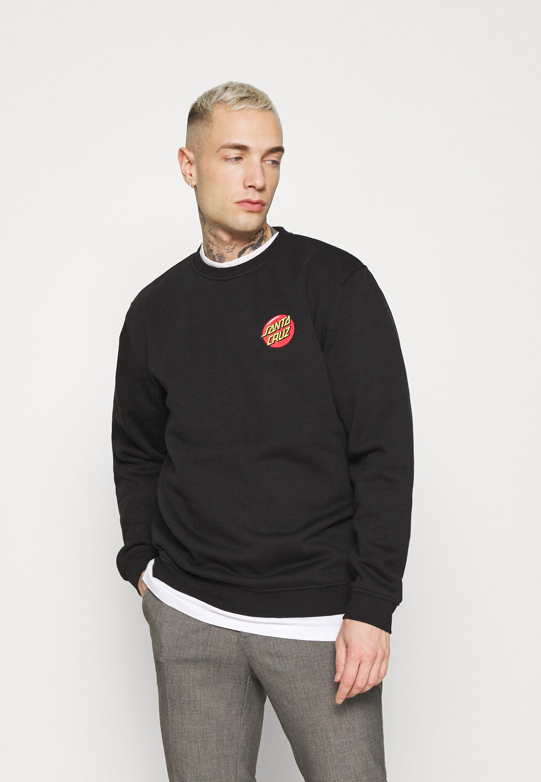Men JACKPOT HAND CREW UNISEX - Zip-up sweatshirt