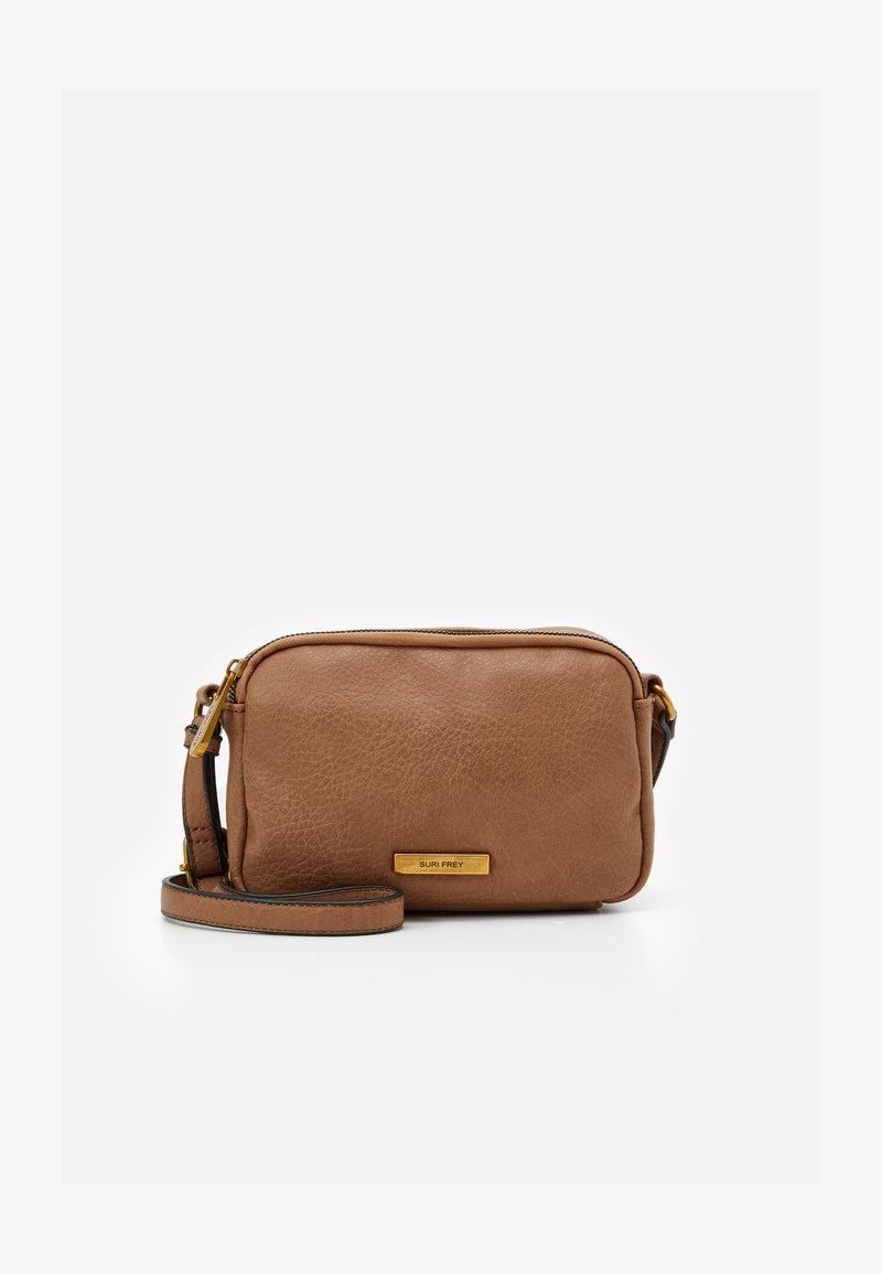 SURI FREY - LEONY - Across body bag - taupe