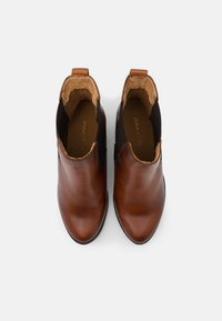 Anna Field - LEATHER - Classic ankle boots - cognac - 4