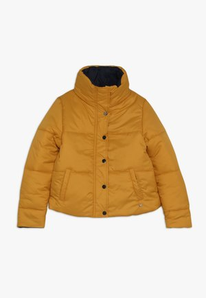 KAI - Winter jacket - amarelo