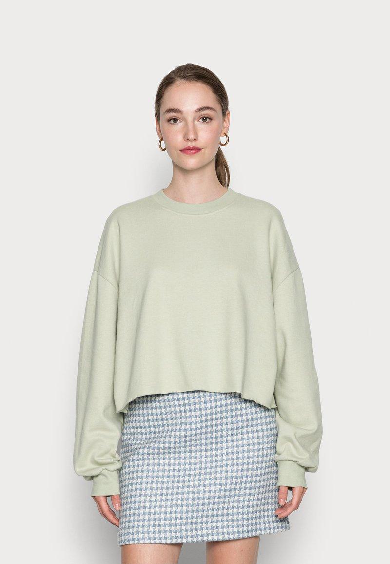 EDITED - RENATA SWEATER - Sweatshirt - desert sage green