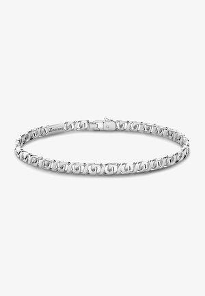 HERREN-ARMBAND - Bracelet - silber