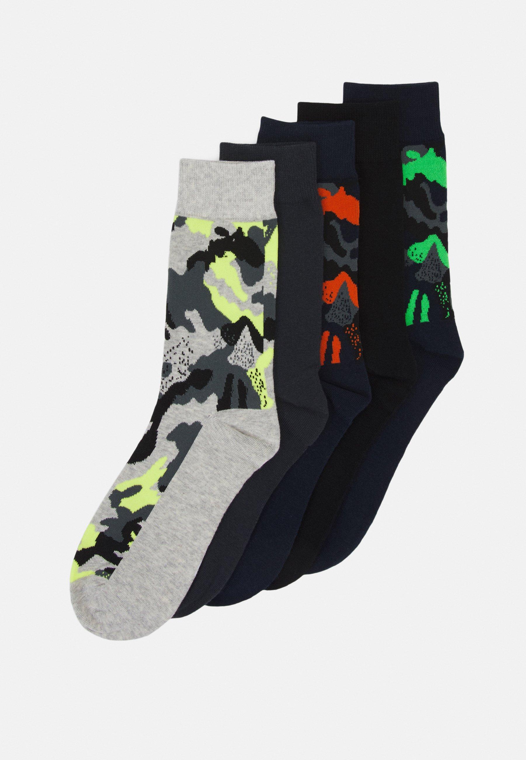 Men JACCHARLES SOCK 5 PACK - Socks