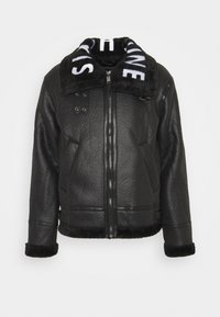 Sixth June - AVIATOR JACKET - Light jacket - black - 0