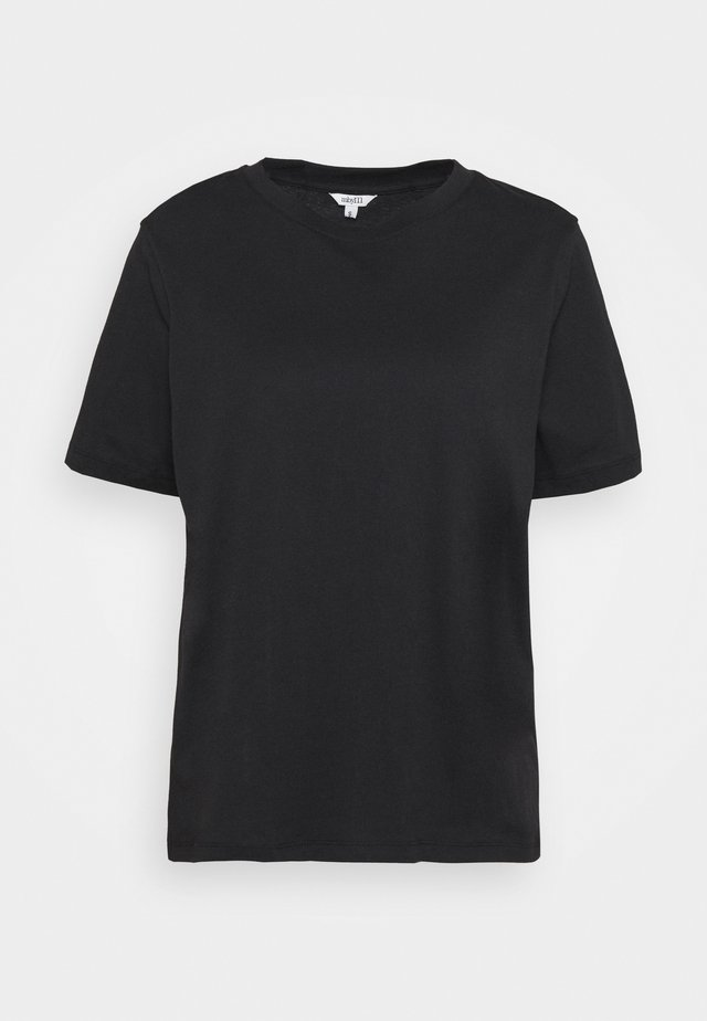 BEEJA - T-shirt imprimé - black