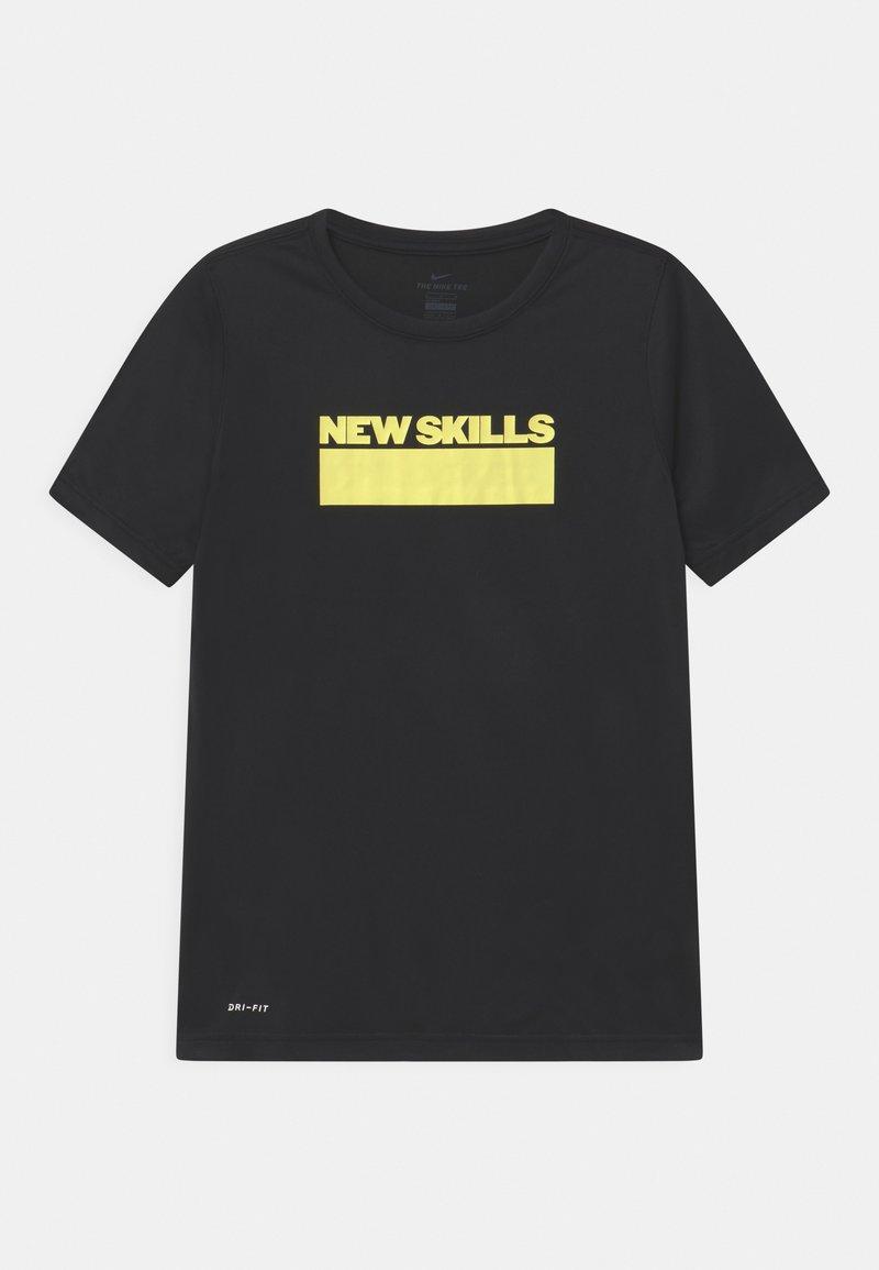Nike Performance - GLOW  - Print T-shirt - black
