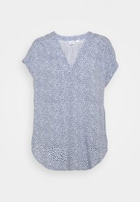 GAP - T-shirts med print - blue - 0