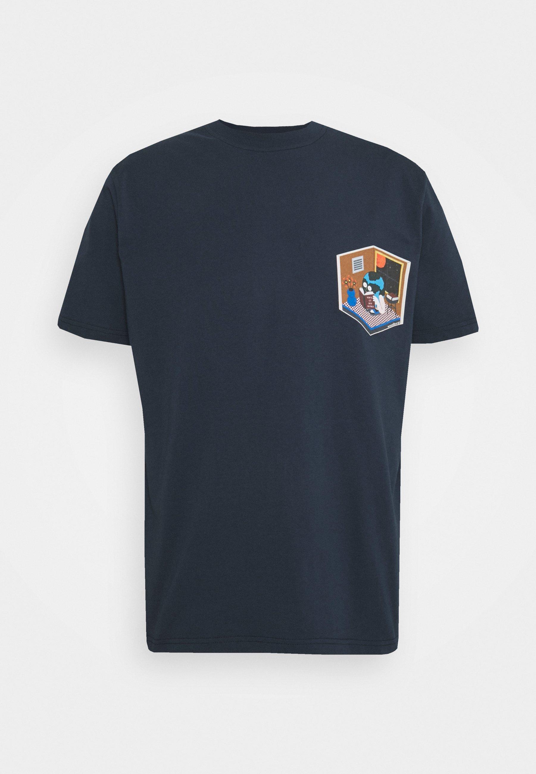 Men EARL EARTH TEE - Print T-shirt
