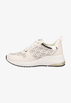 Sneakers laag - off white/beige