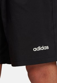 adidas Performance - TRAINING SHORTS - Pantalón corto de deporte - black - 4